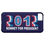 Mitt Romney para el caso 2012 del iPhone 5 del pre