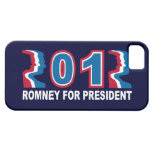 Mitt Romney para el caso 2012 del iPhone 5 del pre iPhone 5 Cárcasa