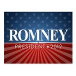 Mitt Romney para el presidente 2012