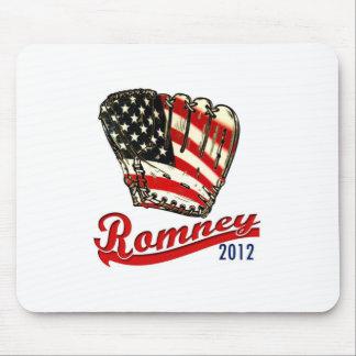 Mitt Romney para el presidente 2012 Alfombrillas De Ratones