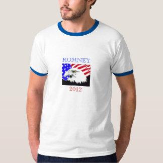 Mitt Romney para el presidente 2012 Camisas