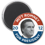 Mitt Romney para el presidente 2012 Iman De Nevera