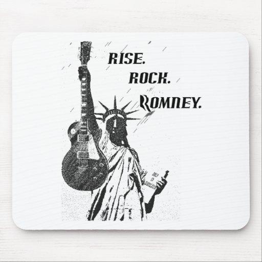Mitt Romney para el presidente Alfombrilla De Ratón