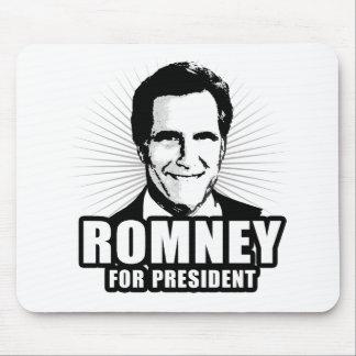 Mitt Romney para el presidente Alfombrilla De Ratones