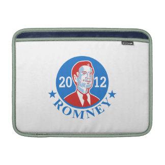 Mitt Romney para el presidente americano 2012 Fundas Macbook Air