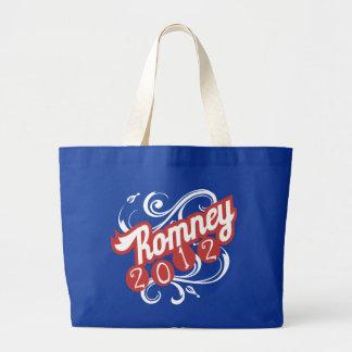 Mitt Romney para el presidente - engranaje 2012 de Bolsas