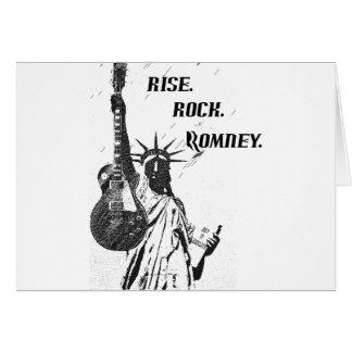 Mitt Romney para el presidente Tarjeta De Felicitación