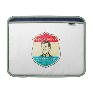 Mitt Romney para presidente americano Shield Funda Macbook Air