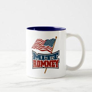 Mitt Romney Patriotic Coffee Mugs