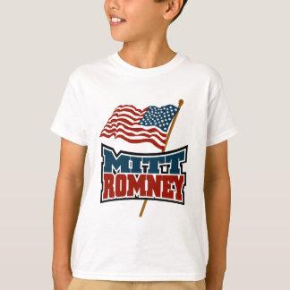 Mitt Romney Patriotic T-Shirt
