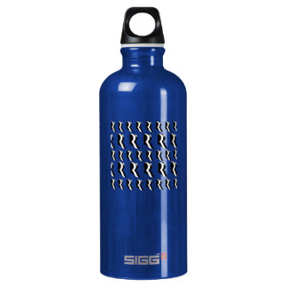 MITT ROMNEY PATTERN Black SIGG Traveler 0.6L Water Bottle