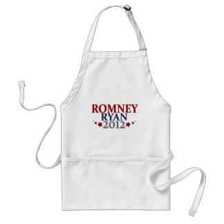 Mitt Romney Paul Ryan 2012 Adult Apron