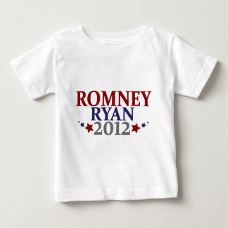 Mitt Romney Paul Ryan 2012 Baby T-Shirt