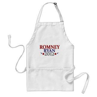 Mitt Romney Paul Ryan 2012 Delantal