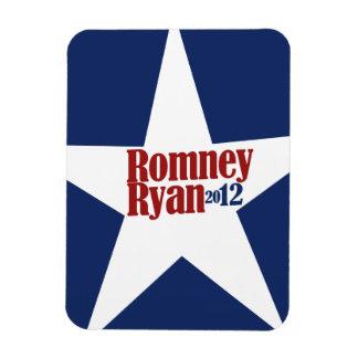 Mitt Romney Paul Ryan 2012 Imanes De Vinilo