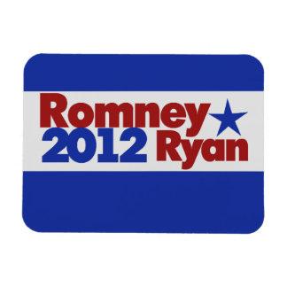 Mitt Romney Paul Ryan 2012 Imanes Flexibles