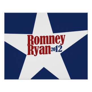 Mitt Romney Paul Ryan 2012 Impresiones