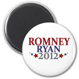 Mitt Romney Paul Ryan 2012 Refrigerator Magnet