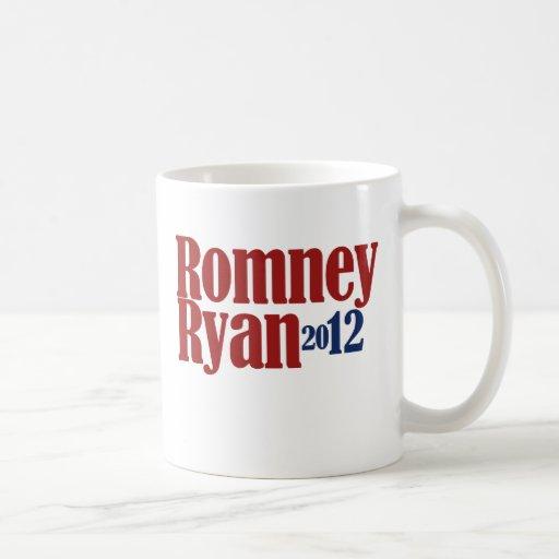 Mitt Romney Paul Ryan 2012 Classic White Coffee Mug
