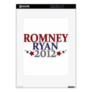 Mitt Romney Paul Ryan 2012 iPad Skin