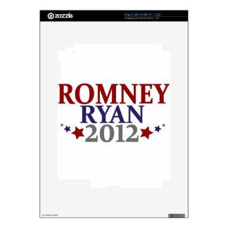 Mitt Romney Paul Ryan 2012 Skin For iPad 2