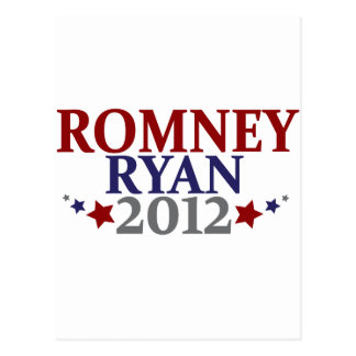 Mitt Romney Paul Ryan 2012 Postal