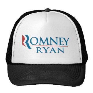 Mitt Romney & Paul Ryan 2012 Trucker Hat