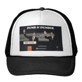 Mitt Romney Paul Ryan Dumb & Dumber Trucker Hat