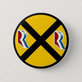 Mitt Romney & Paul Ryan Express 2012 Button