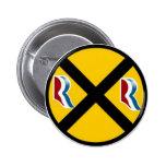Mitt Romney & Paul Ryan Express 2012 Pin