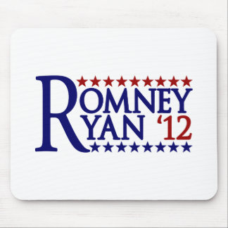 Mitt Romney Paul Ryan Mouse Pad