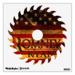 Mitt Romney / Paul Ryan Room Stickers