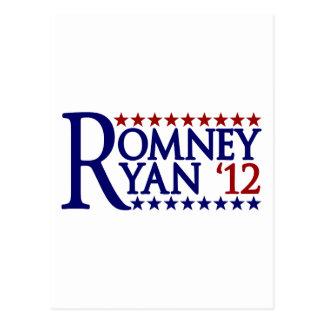 Mitt Romney Paul Ryan Tarjetas Postales