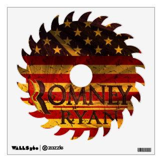 Mitt Romney Paul Ryan Room Stickers