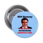 Mitt Romney pionero Pins