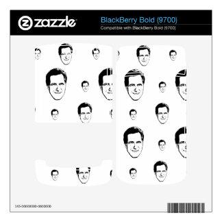 MITT ROMNEY POLKA DOTS copy.png BlackBerry Skin