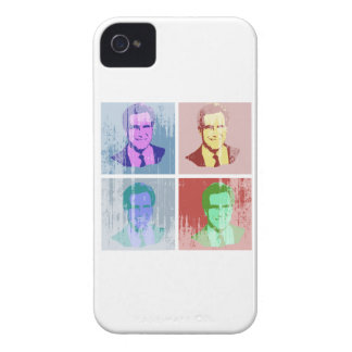 MITT ROMNEY Pop Art Case-Mate Blackberry Case
