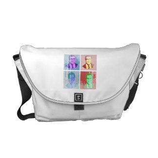 MITT ROMNEY Pop Art.png Messenger Bag