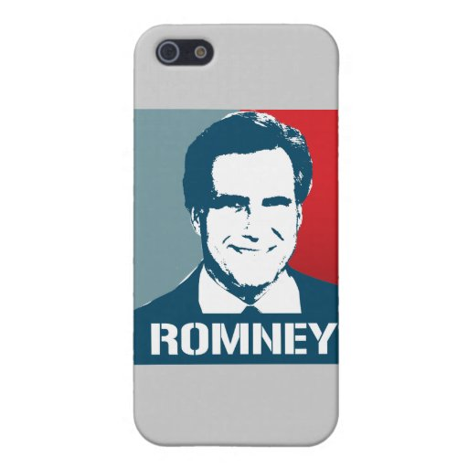 MITT ROMNEY POSTER iPhone 5/5S COVER