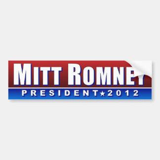 Mitt Romney - President 2012 Bumper Sticker
