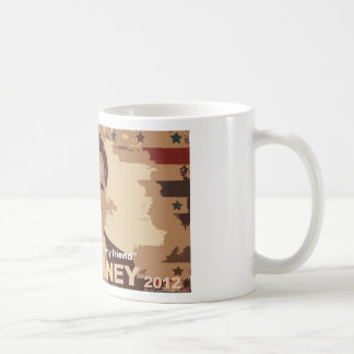 Mitt Romney President 2012 Coffee Mug