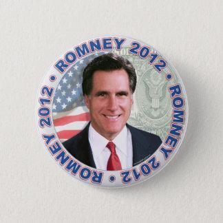 Mitt Romney President 2012 Gear Pinback Button