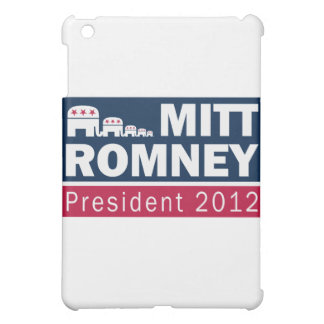 Mitt Romney President 2012 Republican Elephant Cover For The iPad Mini
