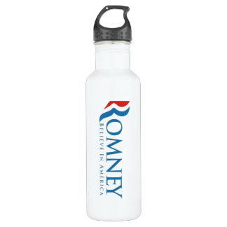 mitt romney president 2012 usa elections politics 24oz water bottle