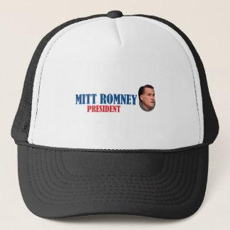 MITT-ROMNEY-PRESIDENT TRUCKER HAT