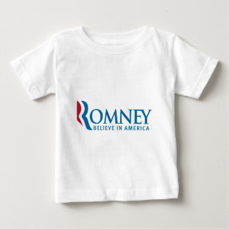 Mitt Romney Presidential Campaign Election Product Baby T-Shirt