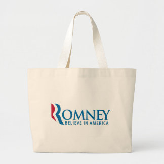 Mitt Romney Presidential Campaign Election Product Canvas Bag