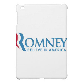 Mitt Romney Presidential Campaign Election Product iPad Mini Cover