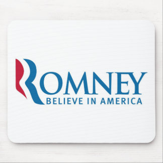 Mitt Romney Presidential Campaign Election Product Mouse Pad