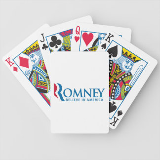 Mitt Romney Presidential Campaign Election Product Card Decks
